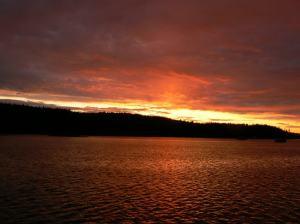 BB  Sunset
