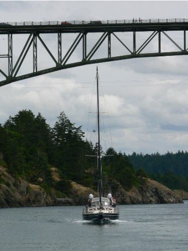 Deception Pass & CUTTHROAT