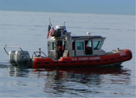 JDF Coast Guard