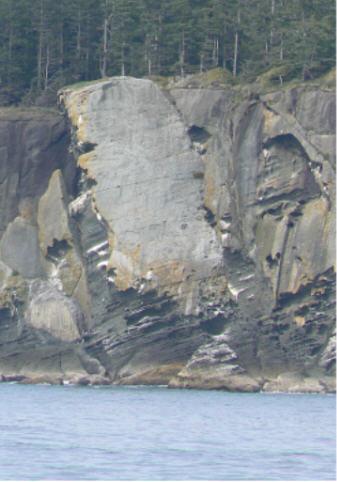 Side 1 Fuca Rock