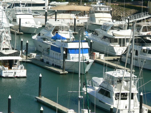 DV at Grand Bay Resort and Marina - Isla Barra de Navidad, MX
